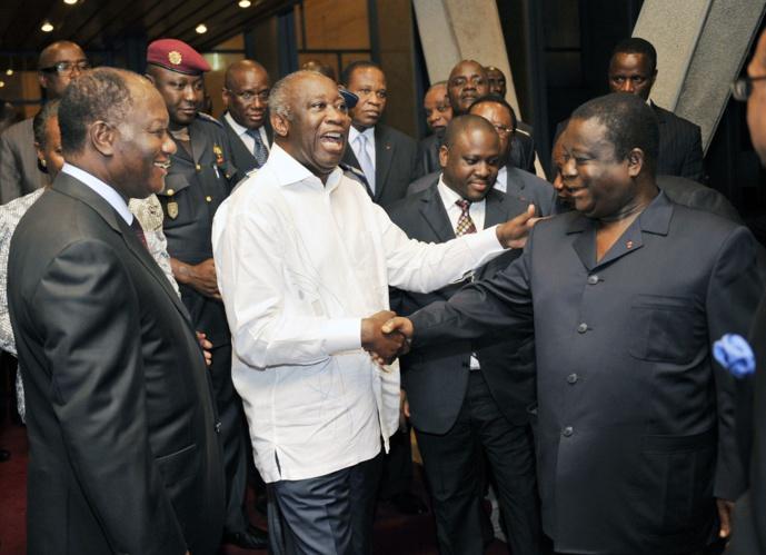 La «réconciliation»: polysémie d'un thème de campagne dans le discours politique en Côte d'Ivoire