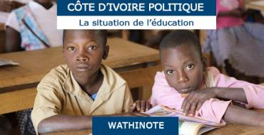 Integrated Support for Sustainable School Canteens and Early Grade Reading in Ivory Coast (2016-2020), IMPAQ