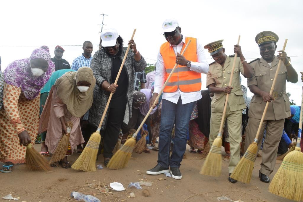 À Loh Djiboua, la pandémie a contribué à améliorer l'hygiène des populations